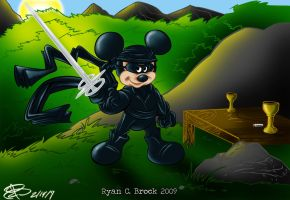 Dread Pirate Mickey by RCBrock