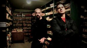 Zak and Aaron by MJandGhostAdventures