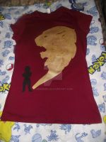 Tyrion Lannister -Very Large Shadow finished shirt by Armadeo