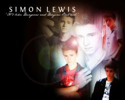 Simon Lewis by freedomfighter12