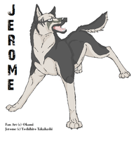 Jerome from GDW by Unisusi