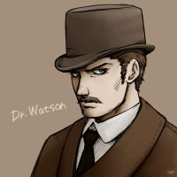 Dr. Watson by J-666