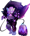 Sugilite by Analostan