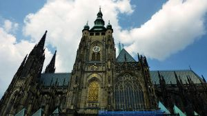 Prague - Saint Vitus Cathedral by C-Alcy