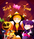 Trick Or Treat! by Shainbow
