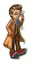 Doctor Who Chibi 10 by Obi-quiet