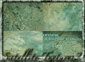 4 Satellite grunge textures 2 by Globaludodesign