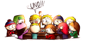 Uno! by aq1746950