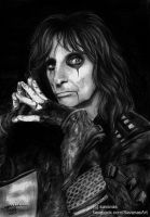 Alice Cooper 2 by SavanasArt