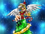 DMG Christmas Angel by Banditcat123