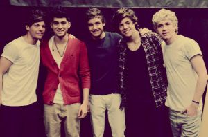 ONE DIRECTION by inlove1D