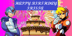 Happy Birthday Irista by Bladezero25