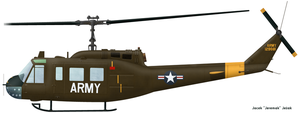 UH-1D colorfull US Army scheme by Jeremak-J