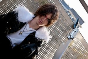 Squall by L-Lionheart