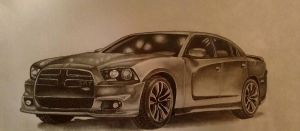 2012 Dodge Charger by DirtyD41