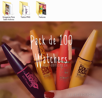+Pack de 100 Watchers   Pilii-Editions by Pilii-Editions