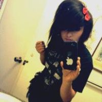 Emo/scene girl by jassybear