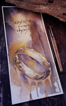 to rule them all... by Kinko-White