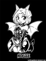 Succubus Princess: Noelle by Lorddragonmaster
