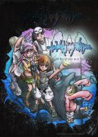 The World Ends With You by MicehellWDomination