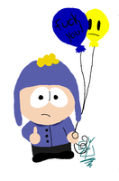 Balloons That Express Craig by INeedCoffeee