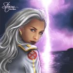 Storm by icyheart