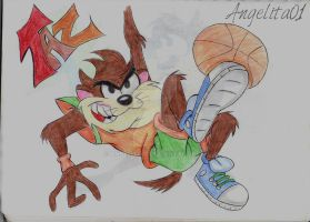 TAZ by Angelita01