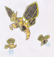 Solar Energy Bugs (Request) by WesleyFKMN