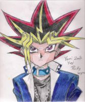 Yami Yugi Upgraded by BloodlustBakura