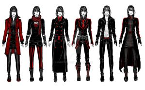 Character Outfit Designs