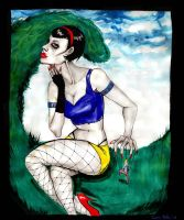 snow white is a whore by asunder