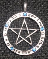 Pentacle stock by sarahstock