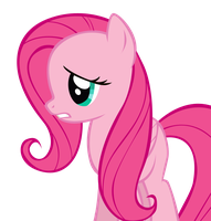 Fluttershy really doesn't suit Pink by Scootaloooo