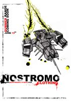 the nostromo clothing poster by YouCannotFalter