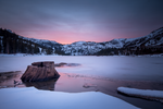 Red Lake Winter by DMMDesign