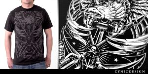 Get Some : Trident by cynicdesign