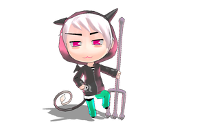 Costume Prussia DL by chfgwuzhere