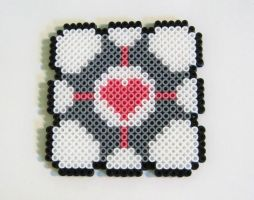 Companion Cuber of Perler by Melon-love