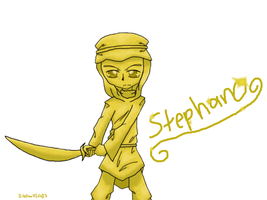 Stephano! :D by DibFan4LifeX3