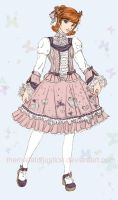 Sweet Lolita style by themalletofjustice