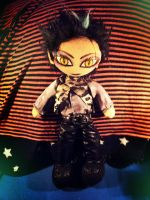 Magnus Bane Doll by Valentine-Fair