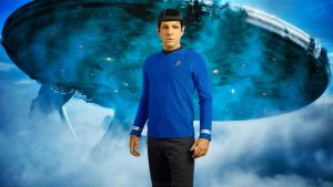Zachary Quinto Spock IV by Dave-Daring