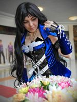 Kingdom Hearts - Present for Rinoa from Aerith by Ursarus