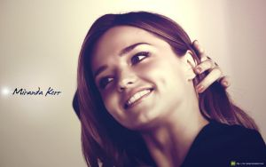 Miranda Kerr - Retouch and Effect by CaR-MaNiA