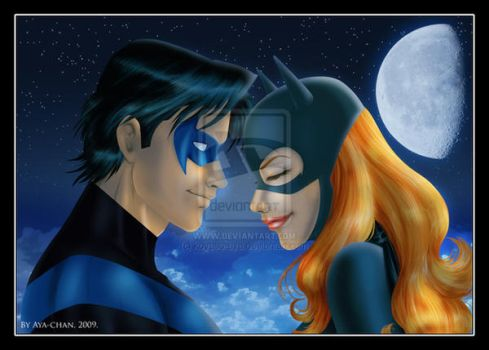Under the moonlight koyasu-aya by Robin-x-Batgirl-Club