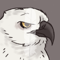 Sharru eagle icon by Chigle