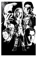 Buffy...Wizard. pt. 2 by stevescott