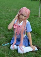 Too bad you have to die... Yuki. by natsuocosplay