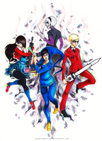 HOMESTUCK by Catastrophilia