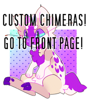 CUSTOM CHIMERAS OPEN! by Pand-ASS
